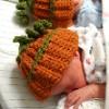 Punkin Face free crochet pattern